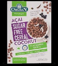 Acai Organic Cereal