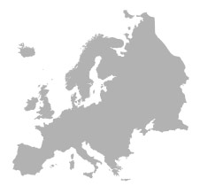 europe-outline
