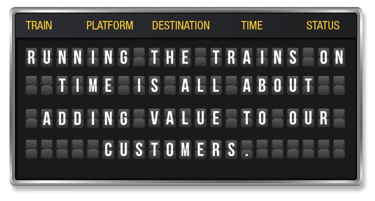 train-board