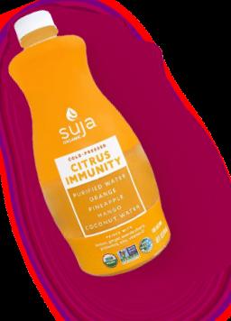 Suja Citrus Immunity