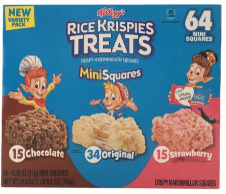 Kellogg's Rice Krispies Treats