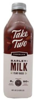 Take Two Chocolate Plant-Based Barley Milk